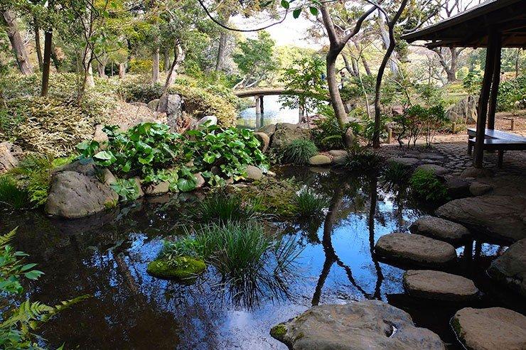 Rikujien-Gardens-Tokyo