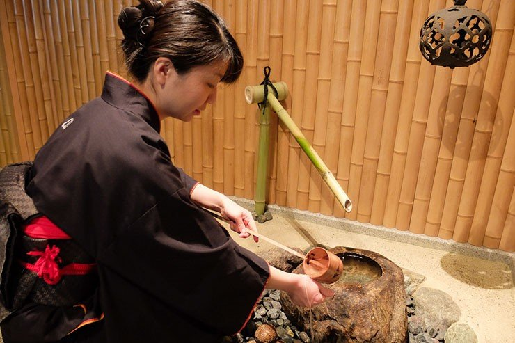 Tea-ceremony-Fukujuen Kyoto