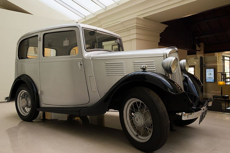 Galle-Face-Hotel-Prince-Philip's-car