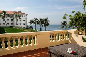 Galle Face Hotel terrace Colombo