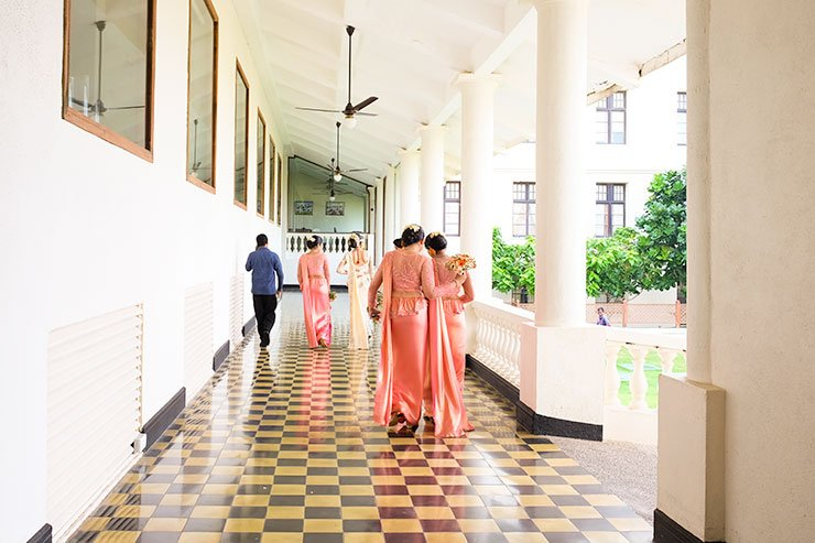 Galle Face Hotel, Colombo, Sri Lanka - a favourite place for weddings