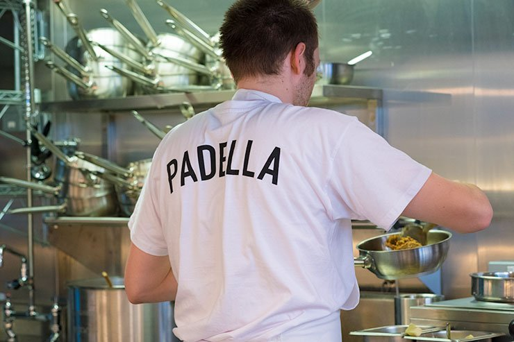Padella-open-kitchen