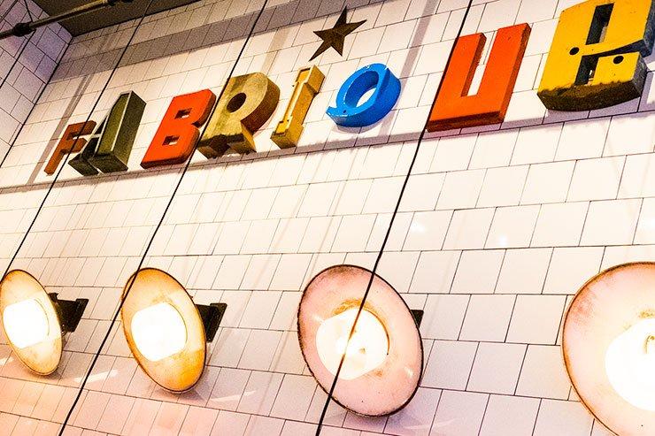Fabrique-logo-London