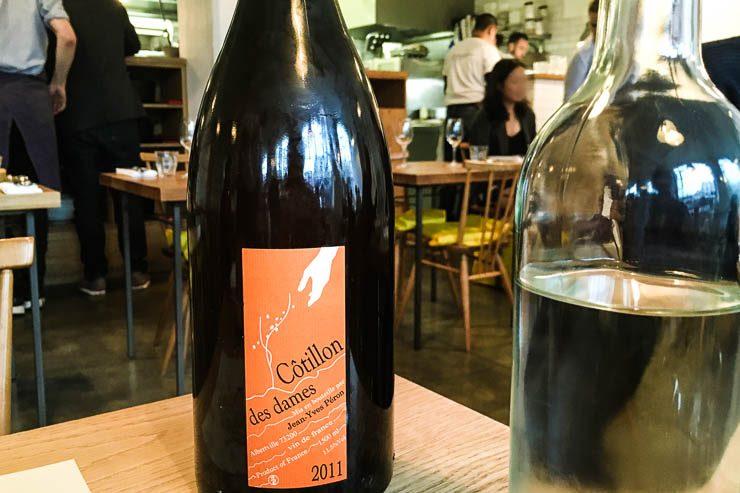 Cotillon des Dames, Jean-Yves Peron, Lyle's, London