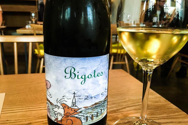 Bigotes, Frederic Cossard, Bourgogne, Chardonnay
