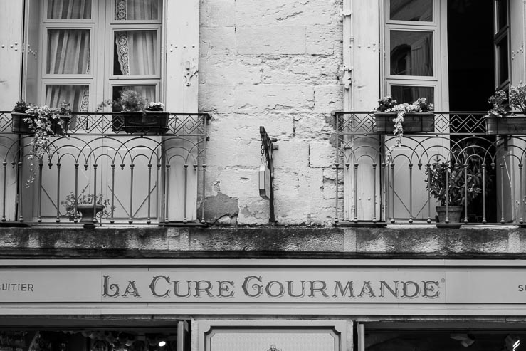 La Cure Gourmande, Uzes, Gard, France