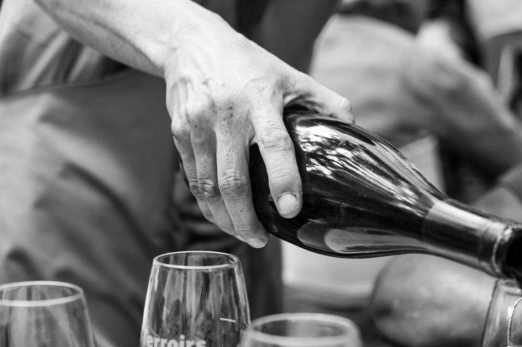 Wine, bottle, Uzes, France
