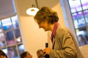 Isabella Pezlizzatti Perego of ArPePe at Lyle's in London
