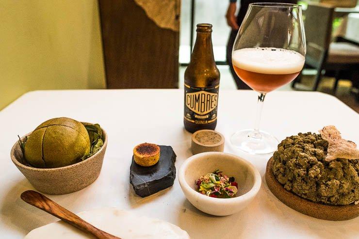 Alturas Master tasting menu, Andean Plateau, Central Restaurant, Lima