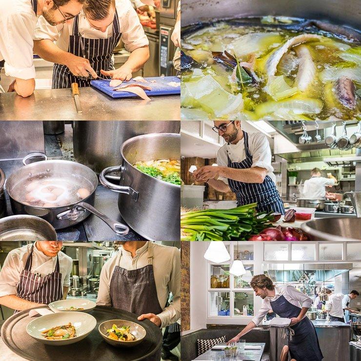 Kitchen, Frenchie Covent Garden