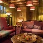 Sitting room, Hotel Chambard, Kaysersberg