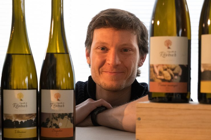 Mathieu Deiss, Vignoble du Reveur