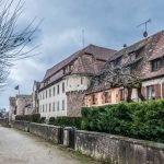 Ramparts, Obernai, Alsace