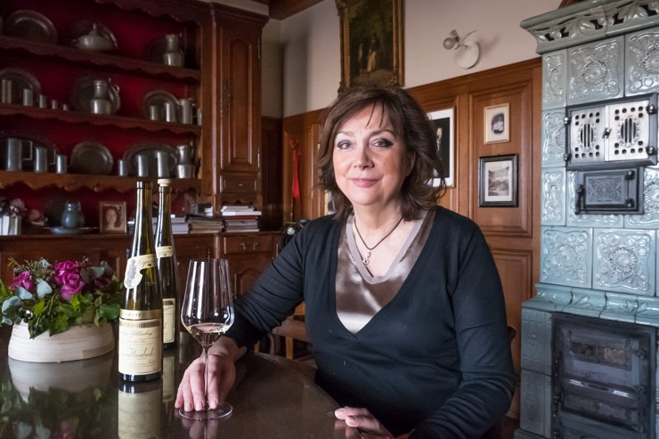 Catherine Faller, Domaine Weinbach