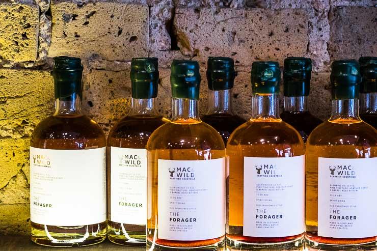 Mac & Wild whisky cocktails
