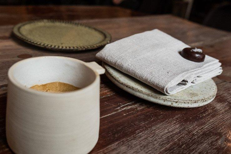 Coffee, Timberyard, Edinburgh