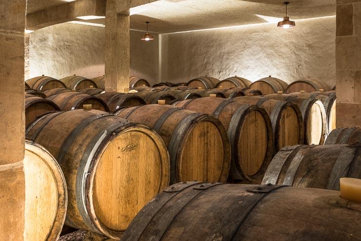 Cellar, Patrick Piuze, Chablis