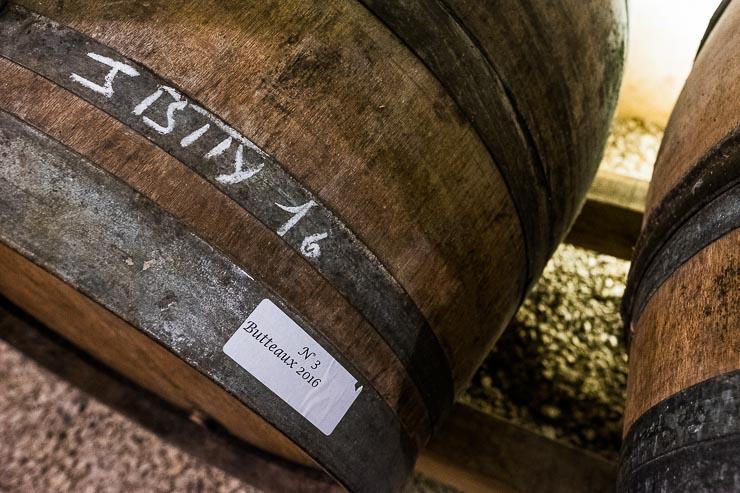 Barrel of Butteaux, Patrick Piuze, Chablis