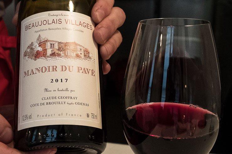 Wine, Restaurant Garance, Paris