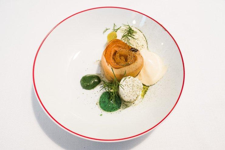 Dessert, Restaurant Garance, Paris