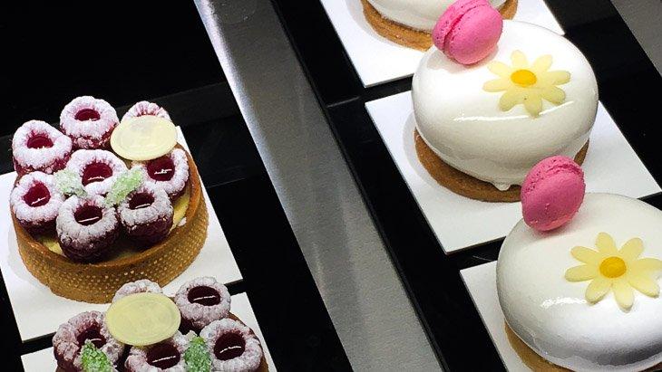 Cakes, Patisseria Hofmann, Barcelona