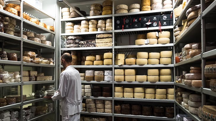Cheese, Vila Viniteca, Barcelona