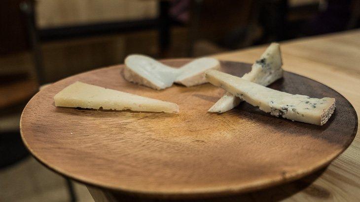 Cheese, Teoric Taverna Gastronomica, Barcelona