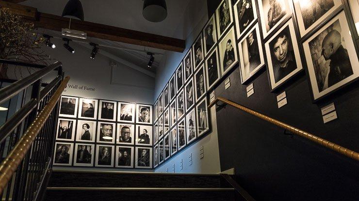 Wall of Fame, Fotografiska, Stockholm