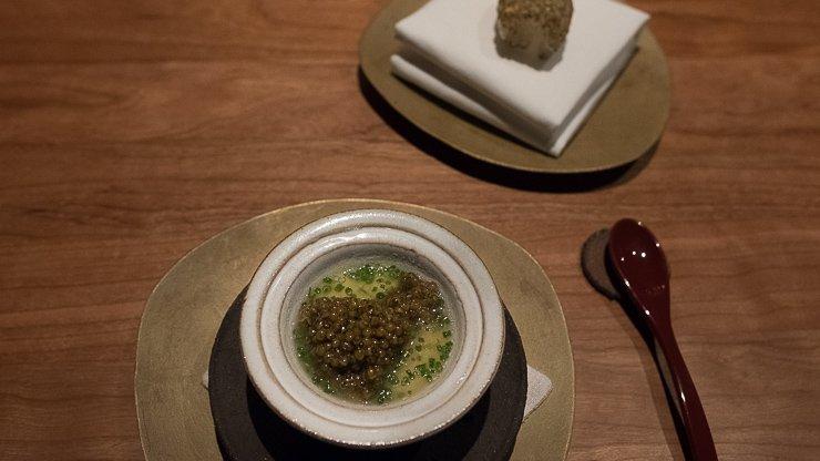 Chawanmushi, Frantzen 'Reserve Caviar