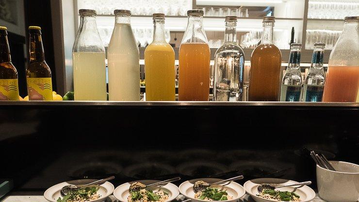 Line of fruit Juices, Rutabaga, Stockholm