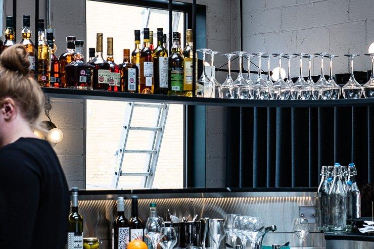 The bar, Cornerstone