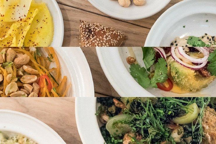3 photos of dishes, Rutabaga, Stockholm