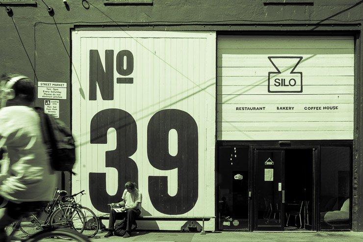 Exterior, Silo Restaurant, No 39 Upper Gardner Street, North Lane, Brighton