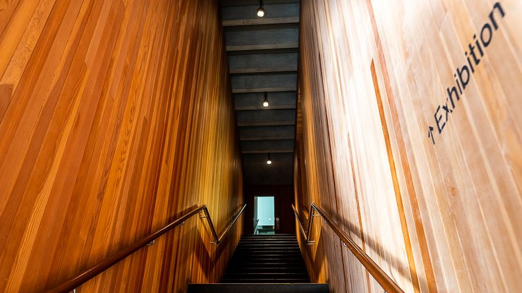 Stairs, The New Art Gallery, Walsall