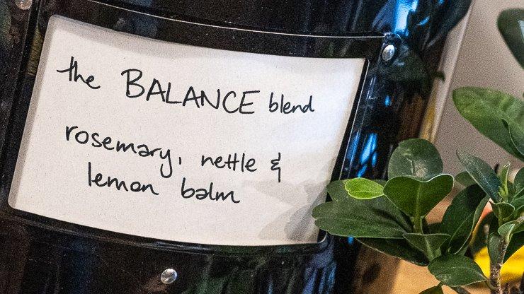 Tea, Plant Hub & Academy, London