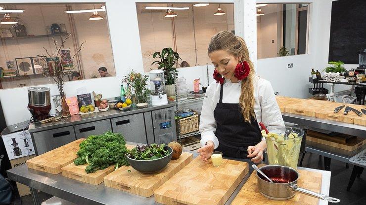 Lauren Lovett, Plant Hub & Academy, London