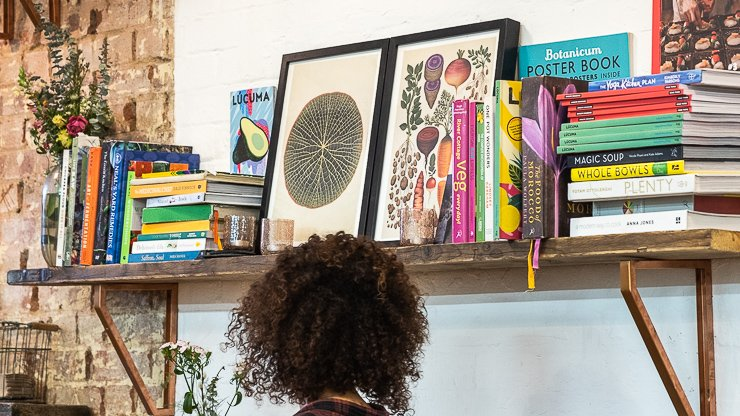 Books, Plant Hub & Academy, London