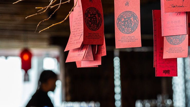 The year of the pig, Hutong