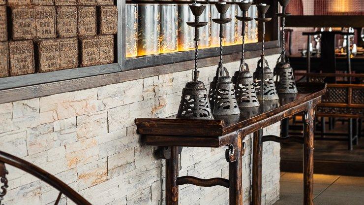 The tea wall, Hutong