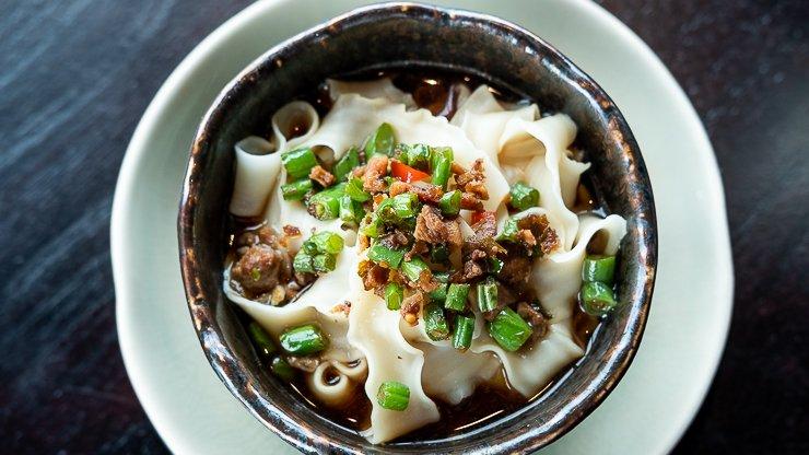 Duck Noodle Soup, Hutong