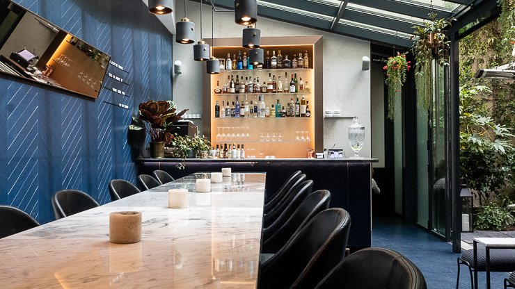 Bar, Hotel Amastan, Paris
