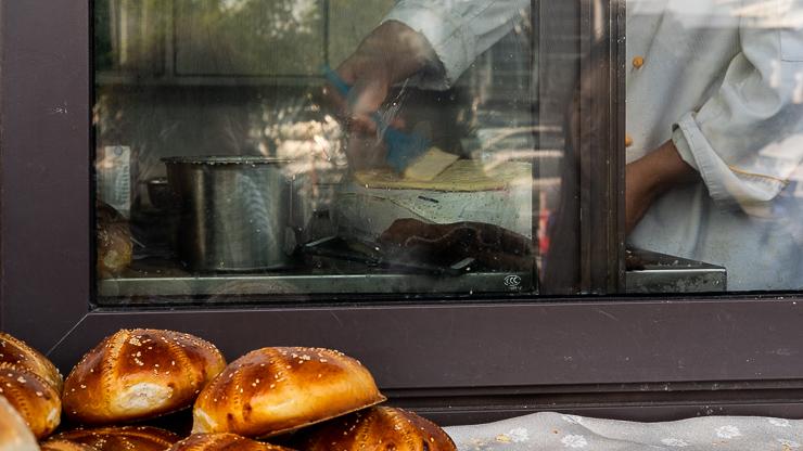 Bread, Suzhou