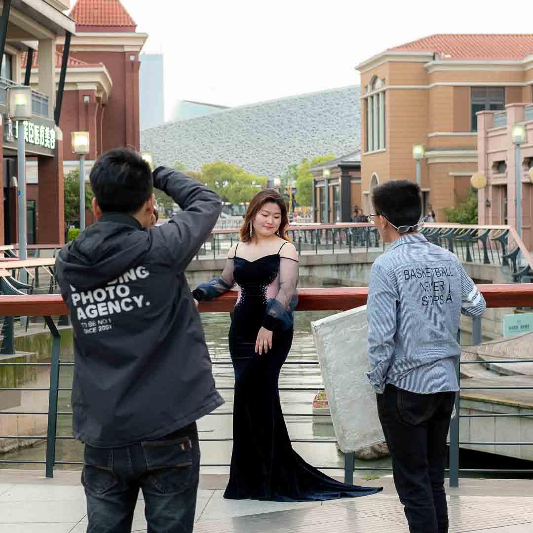 Bride, Shuzhou