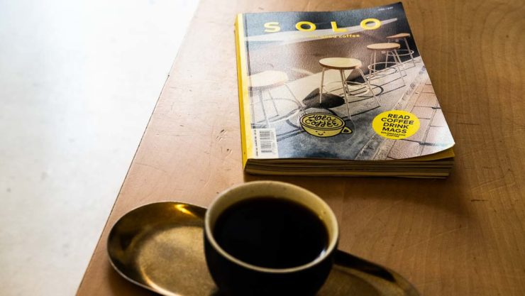 Solo Magazine, Hola Coffee_Madrid