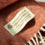Label of blanket, Grazalema