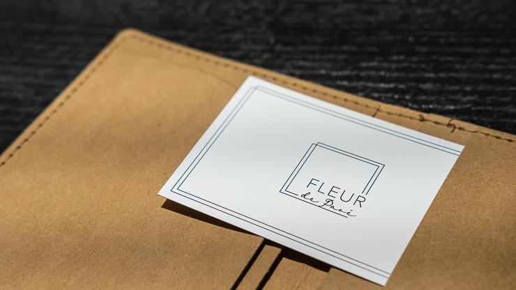 Logo, Fleur de Pave, Paris