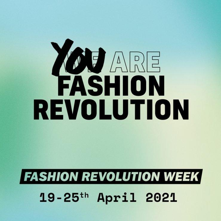 Fashion Revolution Week ad